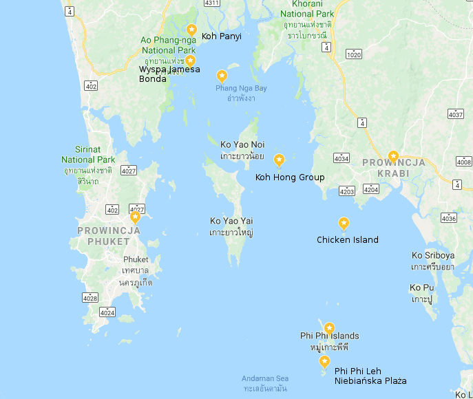 Tajlandia – Orientalna Kraina Uśmiechu